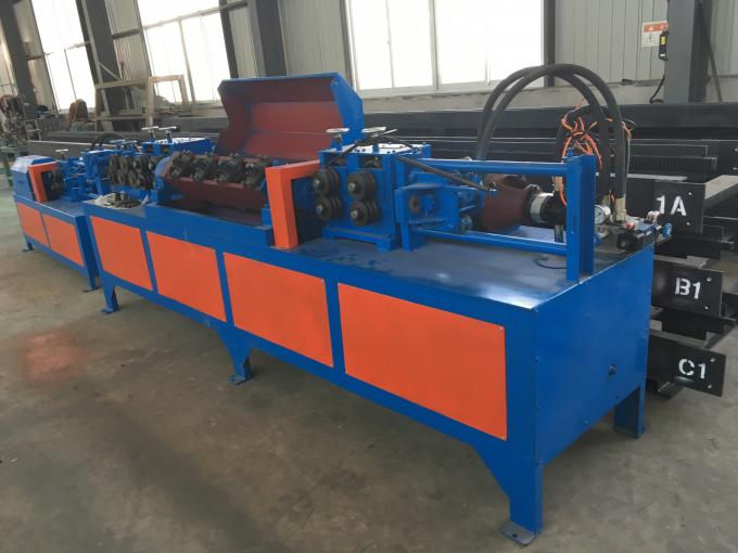 Full Automatic Steel Bar Straightening And Cutting Machine For Construction Industry