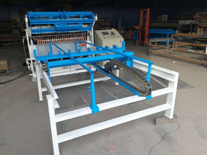 Automatic Galvanized Wire Fence Mesh Welding Machine High Speed