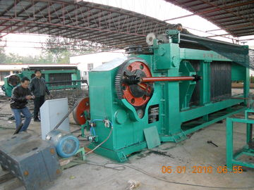 Durable Heavy Duty Gabion Mesh Machine Max 4500mm Width For Slope Protection