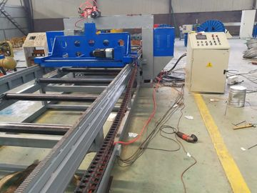 China Width 1200mm Steel Bar Mesh Welding Machine / Grating Welding Machine For Construction supplier