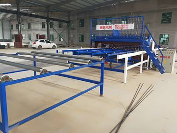 Fully Automatic Hot Sell Concrete Reinforcing Steel Welded Wire Mesh Machine From China