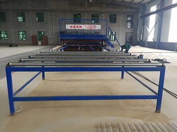 China BRC Concrete Reinforcing Mesh Welding Machine For 5--12mm supplier