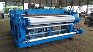 China Fully Automatic Welded Wire Mesh Machine For Roll Mesh / Construction Building supplier