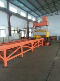 China Durable Steel Plate Welding Machine , Steel Grating Machine For Building Materials supplier