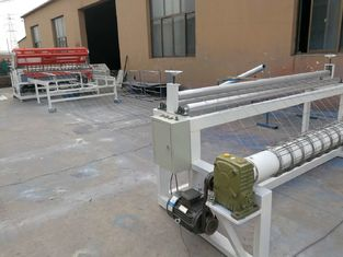 Automatic Building Steel Wire Mesh Welding Machine For Construction