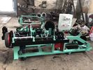 China High Efficiency Fully Automatic Barbed Wire Machine For Railway / Highway factory