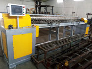China Professional Light Type Hexagonal Wire Netting Machine With Electronic Counter factory
