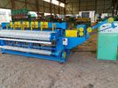 China Fully Automatic Electric Welded Wire Mesh Machine For Mining / Transportation company