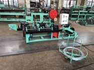 China CS--C Positive / Negative Twist Barbed Wire Machine For Fence CE Certified factory