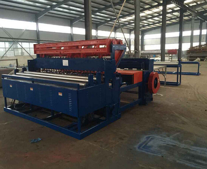Wire Mesh Grid Panels | Construction Mesh Wire Mesh Welding Machine Fully Automatic Welded