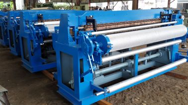 China Chicken Mesh Making Machine , Electric Fencing Wire Making Machine In Roll distributor