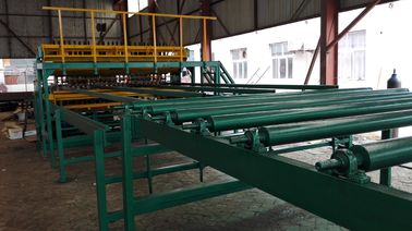 China 2.5m Width Concrete Reinforced Mesh Welding Machine For Building Construction distributor
