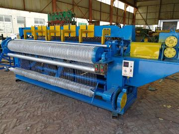 China High Stability Welded Wire Mesh Machine In Coil 0.5 - 2.5mm Wire Diameter distributor