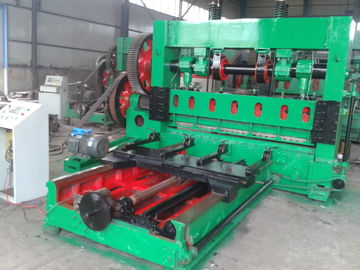 China JQ25--63 Automatic Expanded Metal Machine Color Customized For Civil Building distributor