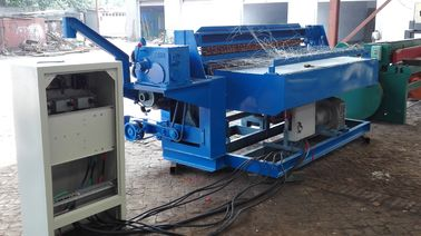 China High Productivity Automatic Steel Welded Wire Mesh Machine For Chicken Cage distributor