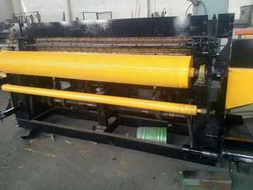 China Full Automatic Coil Wire Mesh Welding Machine 1mm - 2.5mm Wire Diameter For Coil Mesh distributor