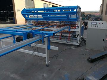 China Panasonic PLC Fence Mesh Welding Machine  , High Capacity 260m Per Hour distributor